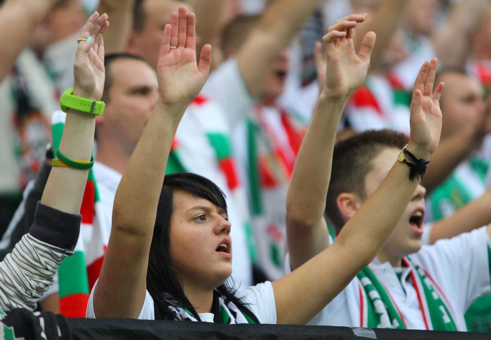 Legia Warszawa 1-2 Podbeskidzie Bielsko-Biała - fot. Piotr Galas (zdjęcie 22 z 94)