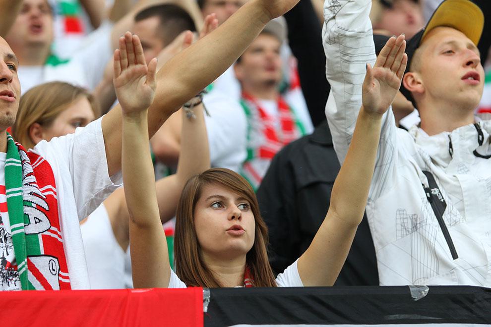 Legia Warszawa 1-2 Podbeskidzie Bielsko-Biała - fot. Piotr Galas (zdjęcie 23 z 94)