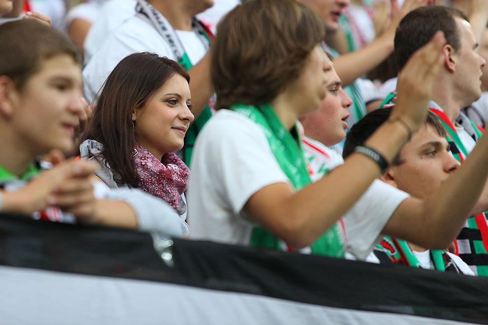 Legia Warszawa 1-2 Podbeskidzie Bielsko-Biała - fot. Piotr Galas (zdjęcie 25 z 94)