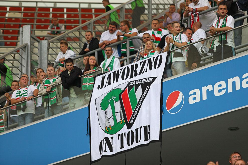Legia Warszawa 1-2 Podbeskidzie Bielsko-Biała - fot. Piotr Galas (zdjęcie 26 z 94)