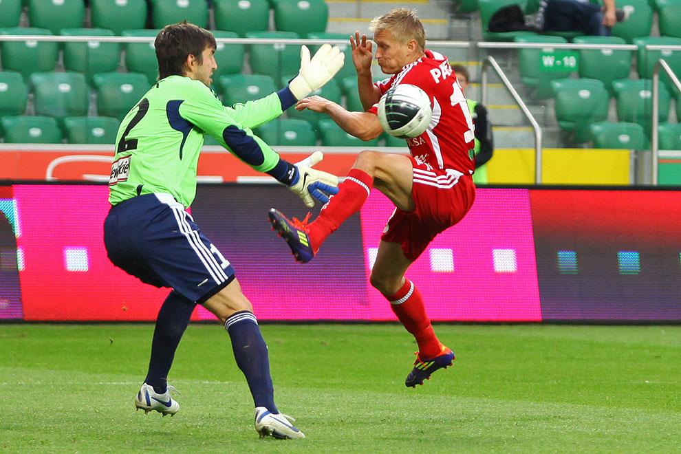 Legia Warszawa 1-2 Podbeskidzie Bielsko-Biała - fot. Piotr Galas (zdjęcie 27 z 94)