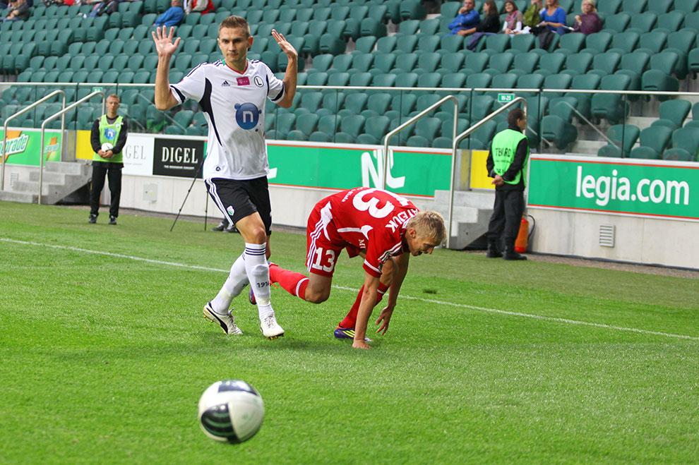 Legia Warszawa 1-2 Podbeskidzie Bielsko-Biała - fot. Piotr Galas (zdjęcie 28 z 94)