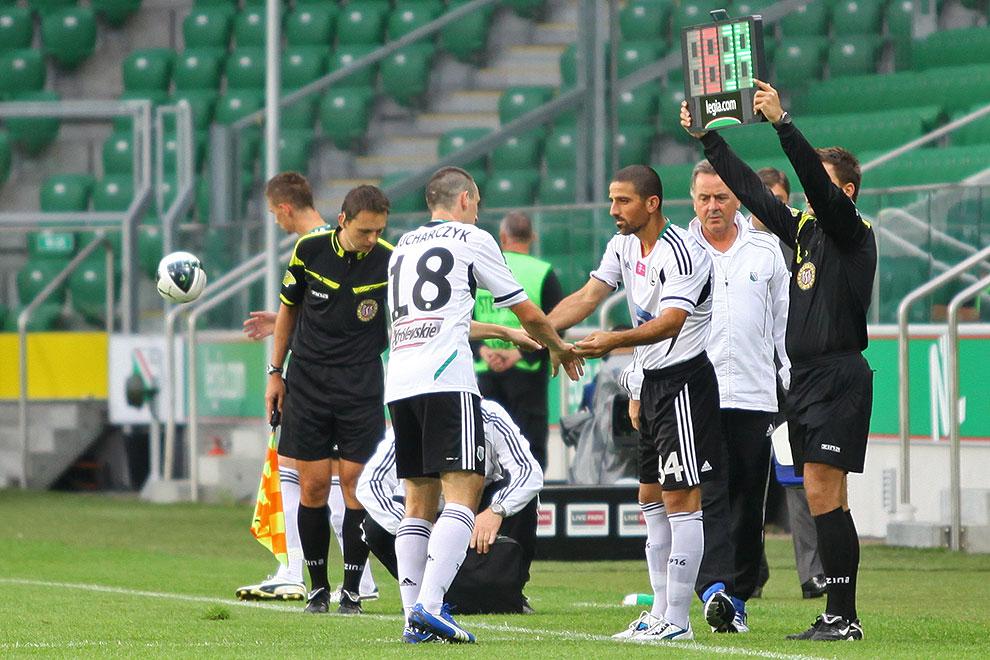 Legia Warszawa 1-2 Podbeskidzie Bielsko-Biała - fot. Piotr Galas (zdjęcie 29 z 94)