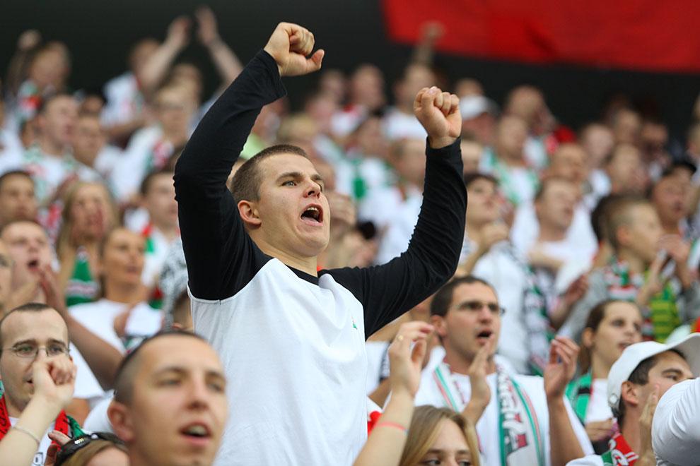 Legia Warszawa 1-2 Podbeskidzie Bielsko-Biała - fot. Piotr Galas (zdjęcie 30 z 94)
