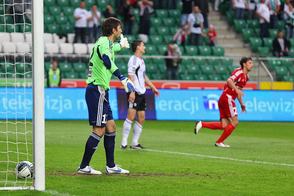 Legia Warszawa 1-2 Podbeskidzie Bielsko-Biała - fot. Piotr Galas (zdjęcie 32 z 94)