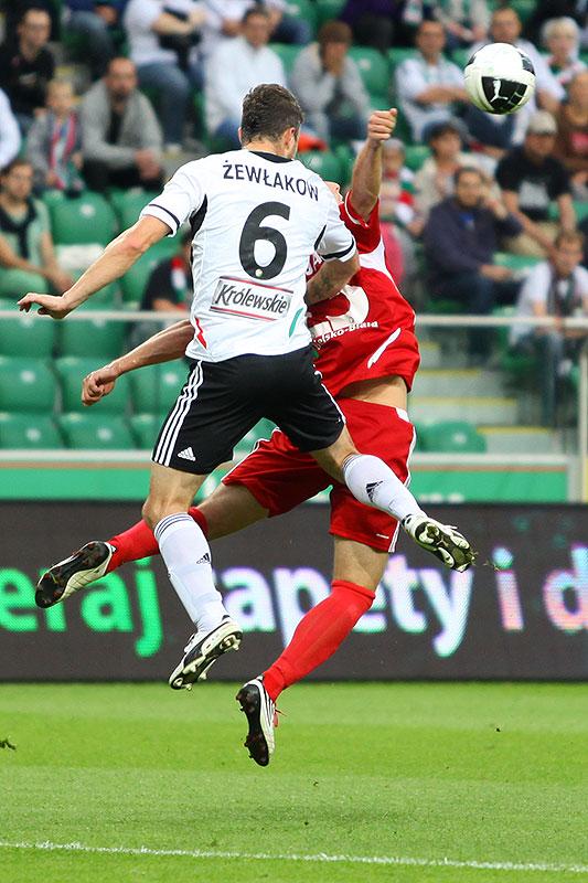 Legia Warszawa 1-2 Podbeskidzie Bielsko-Biała - fot. Piotr Galas (zdjęcie 33 z 94)