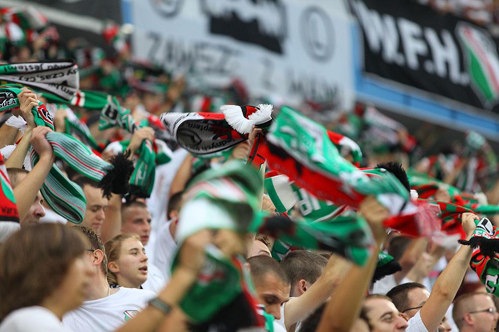 Legia Warszawa 1-2 Podbeskidzie Bielsko-Biała - fot. Piotr Galas (zdjęcie 34 z 94)