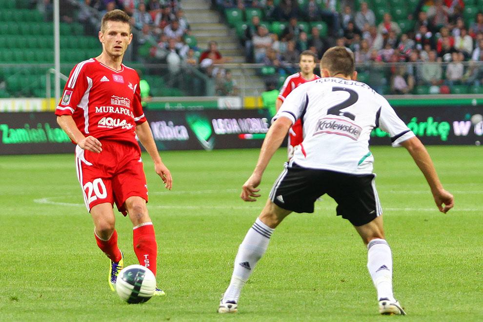 Legia Warszawa 1-2 Podbeskidzie Bielsko-Biała - fot. Piotr Galas (zdjęcie 35 z 94)
