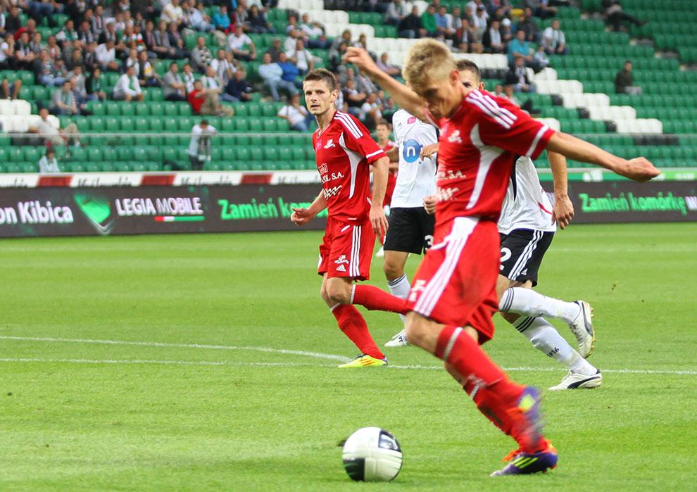 Legia Warszawa 1-2 Podbeskidzie Bielsko-Biała - fot. Piotr Galas (zdjęcie 36 z 94)