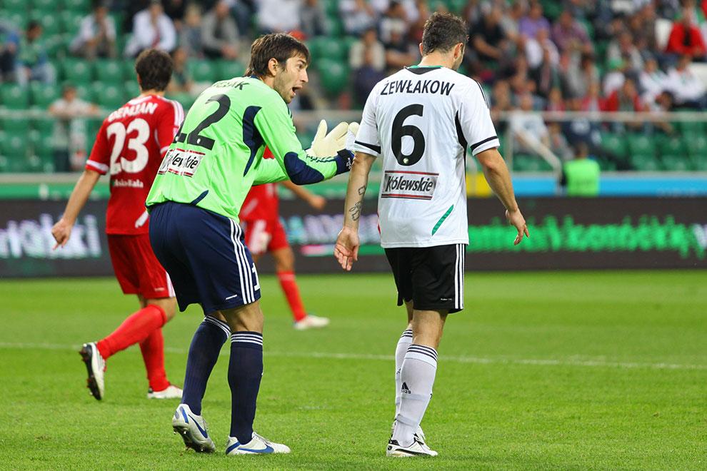Legia Warszawa 1-2 Podbeskidzie Bielsko-Biała - fot. Piotr Galas (zdjęcie 37 z 94)