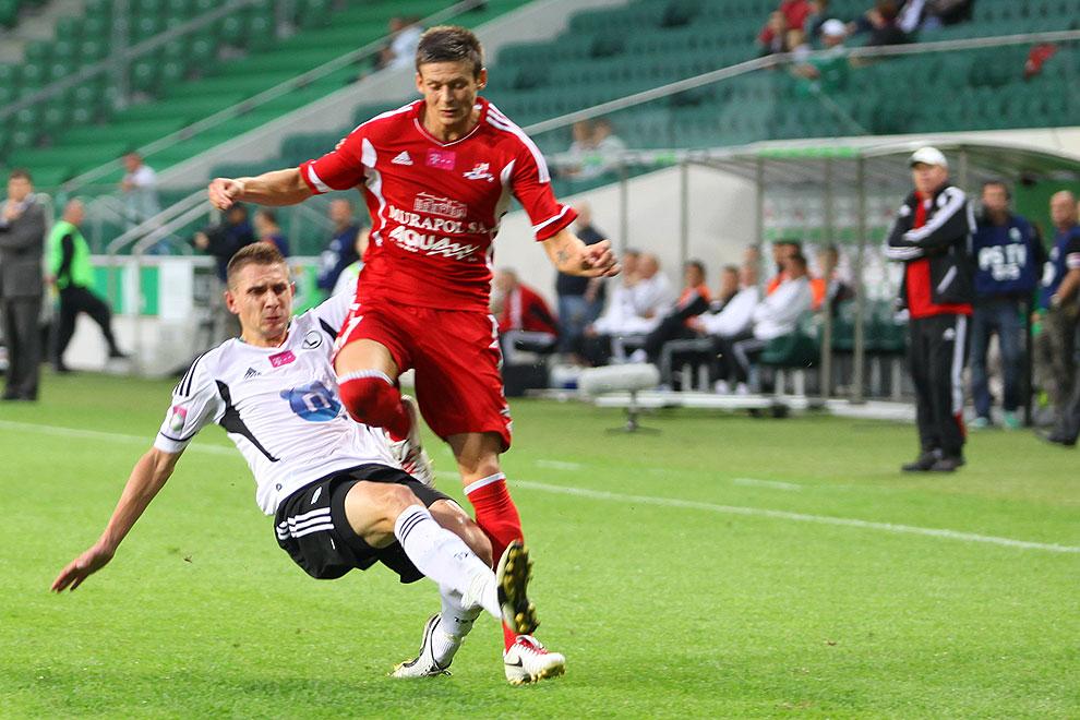 Legia Warszawa 1-2 Podbeskidzie Bielsko-Biała - fot. Piotr Galas (zdjęcie 38 z 94)