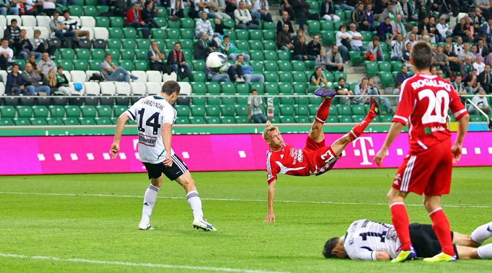 Legia Warszawa 1-2 Podbeskidzie Bielsko-Biała - fot. Piotr Galas (zdjęcie 39 z 94)