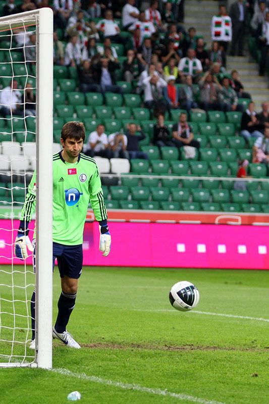 Legia Warszawa 1-2 Podbeskidzie Bielsko-Biała - fot. Piotr Galas (zdjęcie 40 z 94)