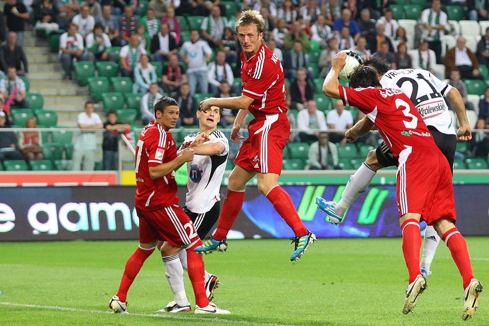 Legia Warszawa 1-2 Podbeskidzie Bielsko-Biała - fot. Piotr Galas (zdjęcie 45 z 94)