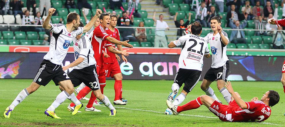 Legia Warszawa 1-2 Podbeskidzie Bielsko-Biała - fot. Piotr Galas (zdjęcie 46 z 94)