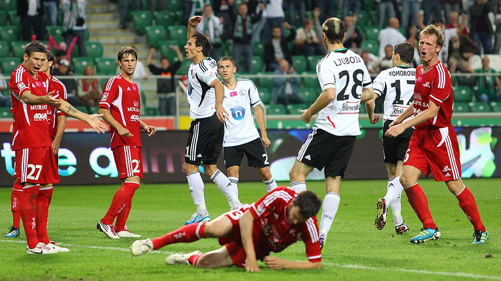 Legia Warszawa 1-2 Podbeskidzie Bielsko-Biała - fot. Piotr Galas (zdjęcie 47 z 94)