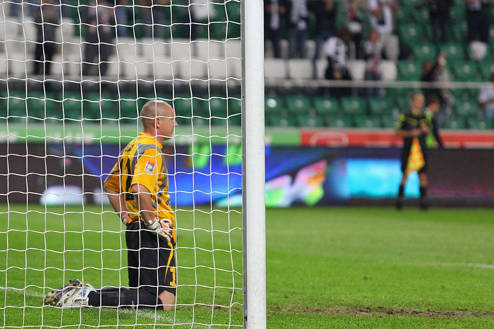 Legia Warszawa 1-2 Podbeskidzie Bielsko-Biała - fot. Piotr Galas (zdjęcie 48 z 94)