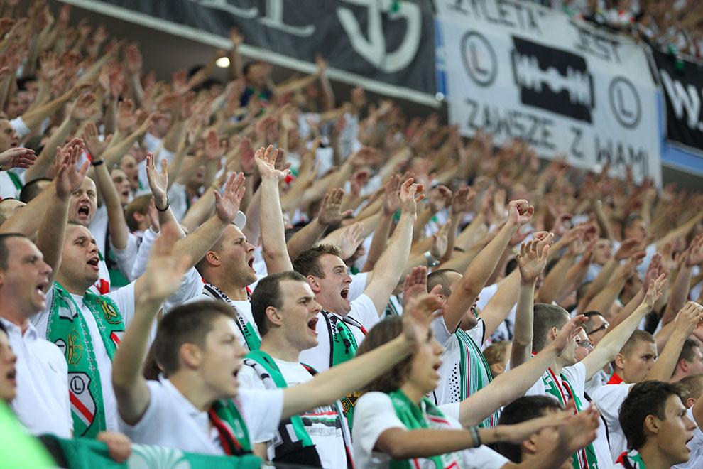 Legia Warszawa 1-2 Podbeskidzie Bielsko-Biała - fot. Piotr Galas (zdjęcie 49 z 94)