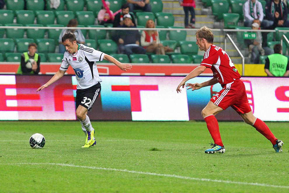 Legia Warszawa 1-2 Podbeskidzie Bielsko-Biała - fot. Piotr Galas (zdjęcie 50 z 94)