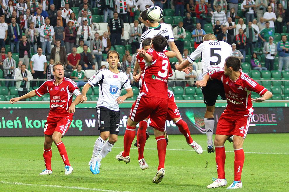 Legia Warszawa 1-2 Podbeskidzie Bielsko-Biała - fot. Piotr Galas (zdjęcie 51 z 94)