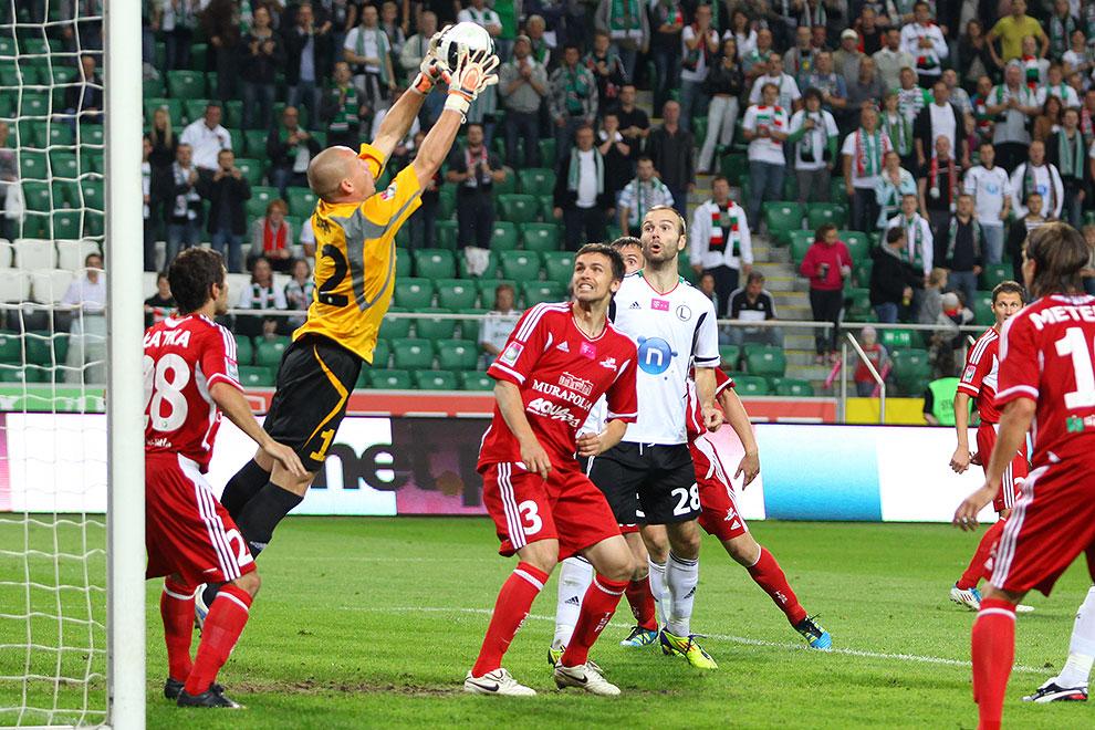 Legia Warszawa 1-2 Podbeskidzie Bielsko-Biała - fot. Piotr Galas (zdjęcie 52 z 94)