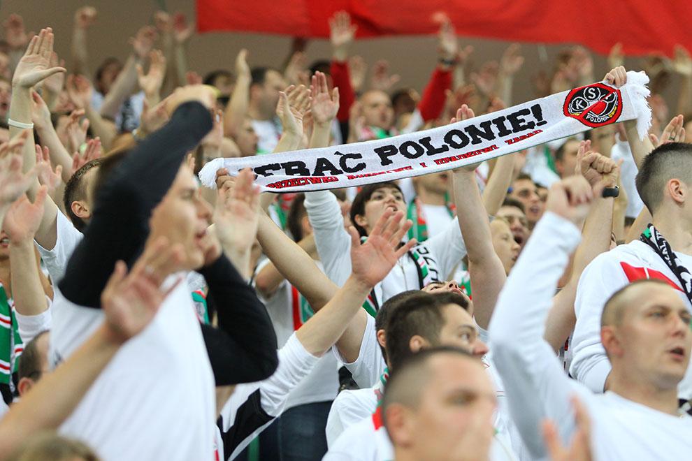 Legia Warszawa 1-2 Podbeskidzie Bielsko-Biała - fot. Piotr Galas (zdjęcie 53 z 94)