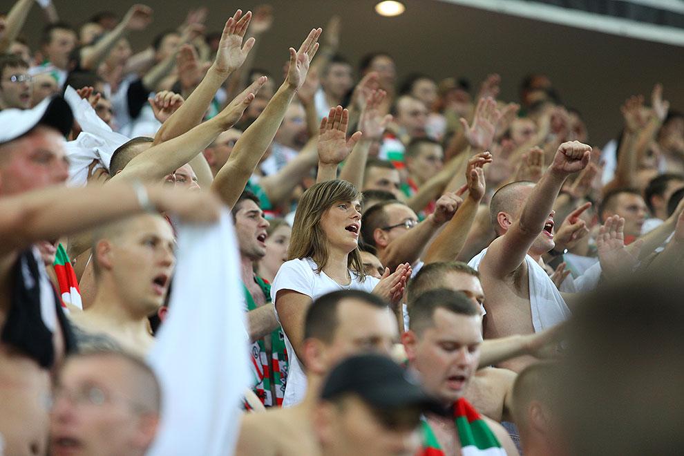 Legia Warszawa 1-2 Podbeskidzie Bielsko-Biała - fot. Piotr Galas (zdjęcie 54 z 94)