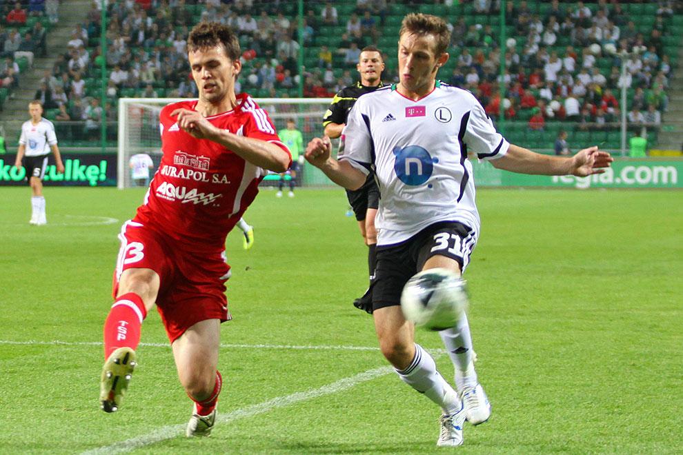 Legia Warszawa 1-2 Podbeskidzie Bielsko-Biała - fot. Piotr Galas (zdjęcie 56 z 94)