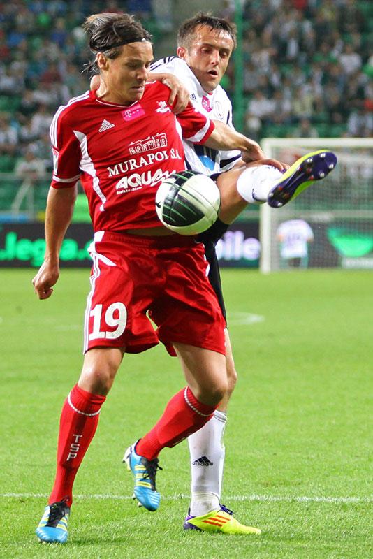 Legia Warszawa 1-2 Podbeskidzie Bielsko-Biała - fot. Piotr Galas (zdjęcie 57 z 94)