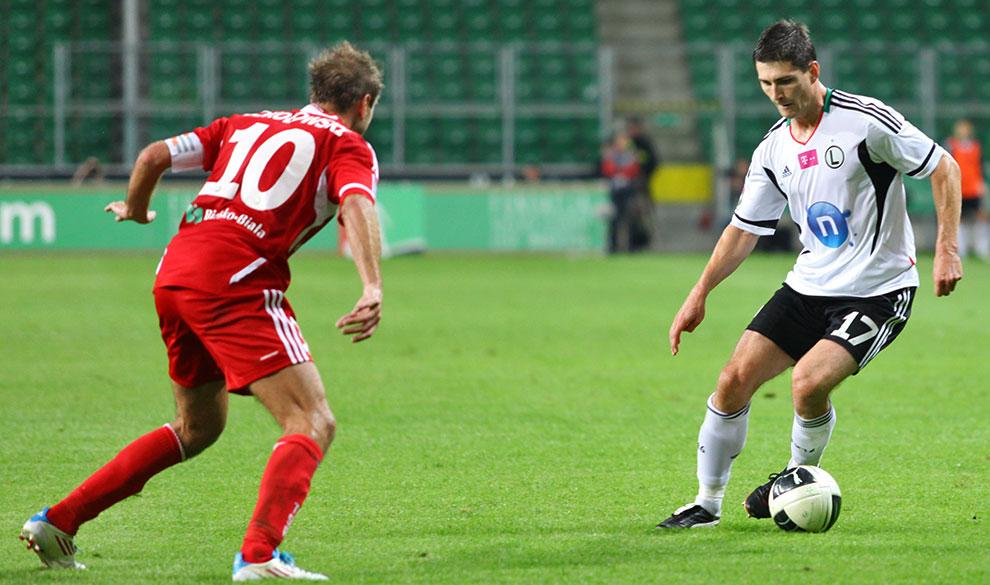 Legia Warszawa 1-2 Podbeskidzie Bielsko-Biała - fot. Piotr Galas (zdjęcie 60 z 94)