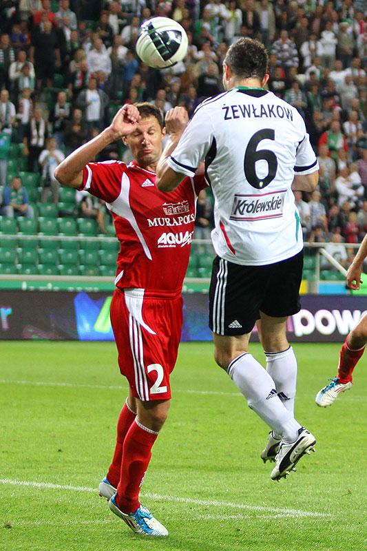 Legia Warszawa 1-2 Podbeskidzie Bielsko-Biała - fot. Piotr Galas (zdjęcie 63 z 94)