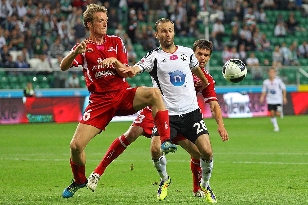 Legia Warszawa 1-2 Podbeskidzie Bielsko-Biała - fot. Piotr Galas (zdjęcie 64 z 94)