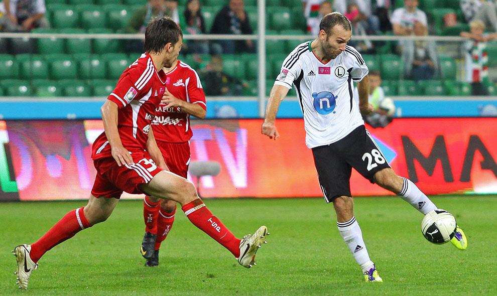 Legia Warszawa 1-2 Podbeskidzie Bielsko-Biała - fot. Piotr Galas (zdjęcie 67 z 94)