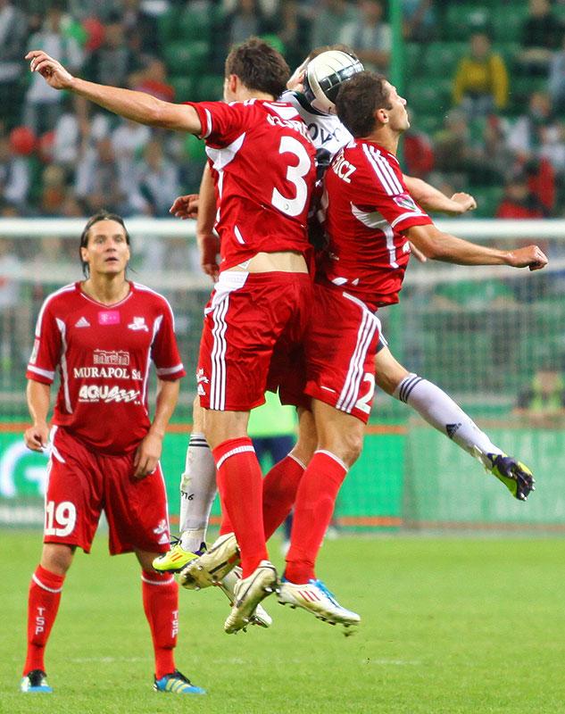 Legia Warszawa 1-2 Podbeskidzie Bielsko-Biała - fot. Piotr Galas (zdjęcie 68 z 94)