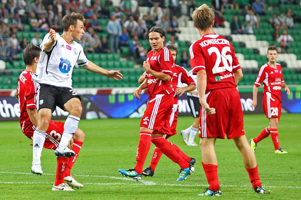 Legia Warszawa 1-2 Podbeskidzie Bielsko-Biała - fot. Piotr Galas (zdjęcie 71 z 94)