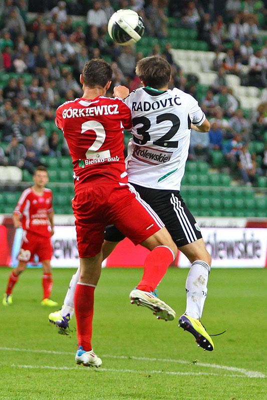 Legia Warszawa 1-2 Podbeskidzie Bielsko-Biała - fot. Piotr Galas (zdjęcie 72 z 94)