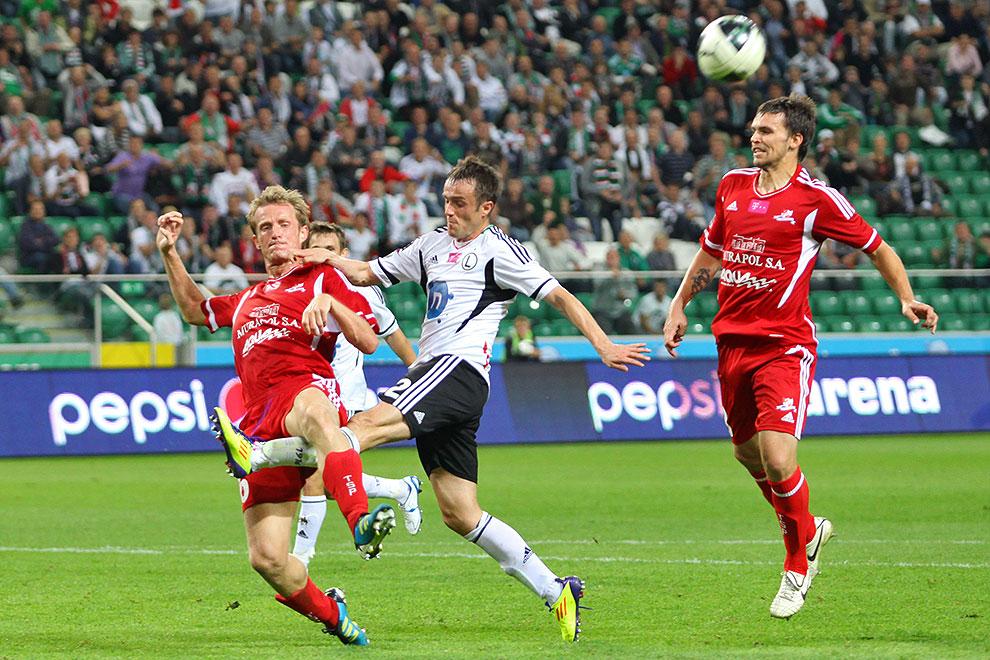Legia Warszawa 1-2 Podbeskidzie Bielsko-Biała - fot. Piotr Galas (zdjęcie 73 z 94)