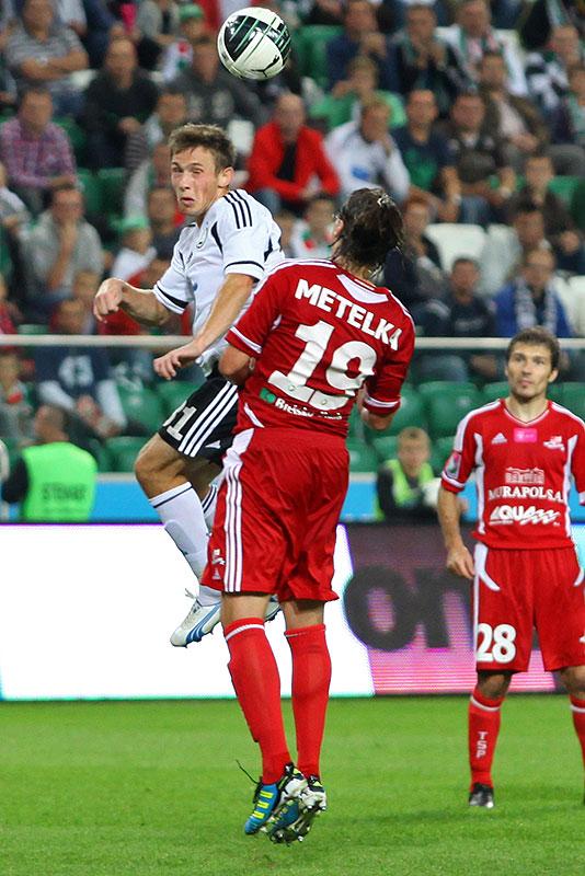 Legia Warszawa 1-2 Podbeskidzie Bielsko-Biała - fot. Piotr Galas (zdjęcie 74 z 94)