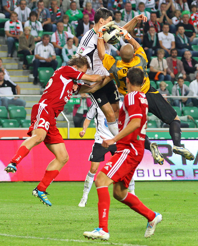 Legia Warszawa 1-2 Podbeskidzie Bielsko-Biała - fot. Piotr Galas (zdjęcie 75 z 94)