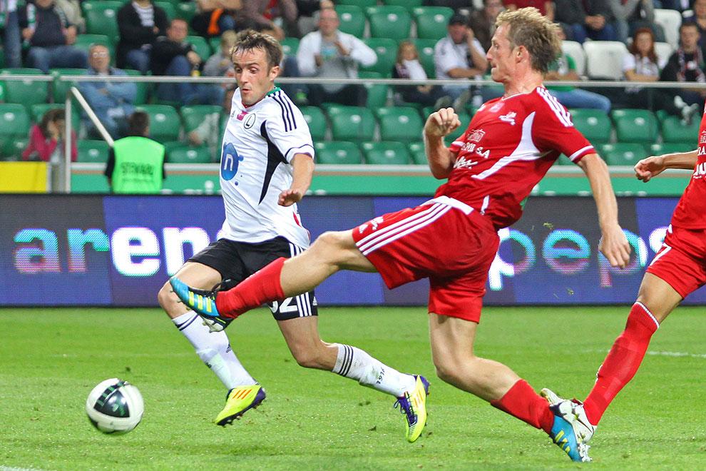 Legia Warszawa 1-2 Podbeskidzie Bielsko-Biała - fot. Piotr Galas (zdjęcie 76 z 94)