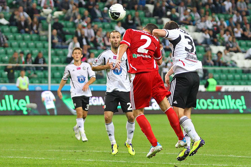 Legia Warszawa 1-2 Podbeskidzie Bielsko-Biała - fot. Piotr Galas (zdjęcie 77 z 94)