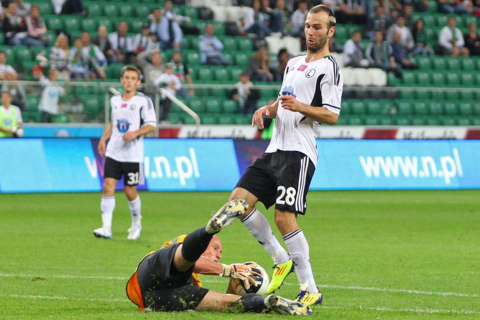 Legia Warszawa 1-2 Podbeskidzie Bielsko-Biała - fot. Piotr Galas (zdjęcie 80 z 94)