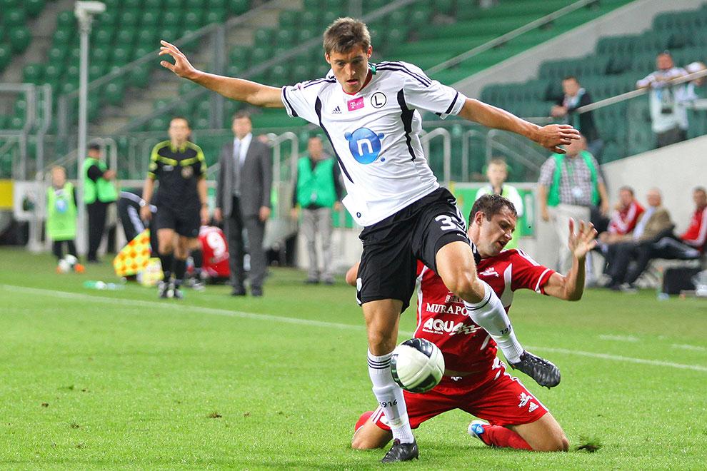 Legia Warszawa 1-2 Podbeskidzie Bielsko-Biała - fot. Piotr Galas (zdjęcie 81 z 94)