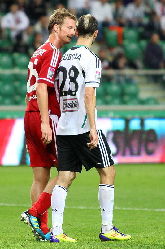 Legia Warszawa 1-2 Podbeskidzie Bielsko-Biała - fot. Piotr Galas (zdjęcie 82 z 94)