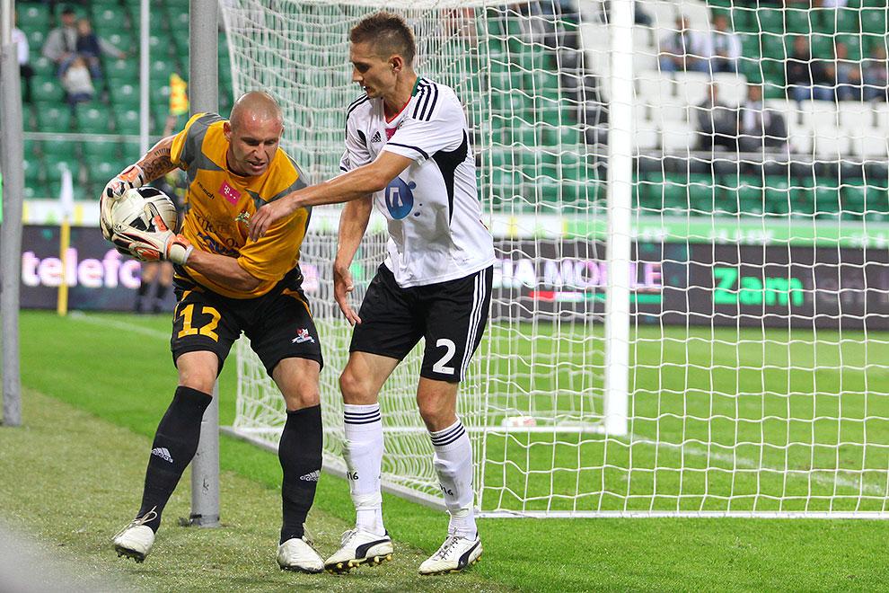 Legia Warszawa 1-2 Podbeskidzie Bielsko-Biała - fot. Piotr Galas (zdjęcie 84 z 94)