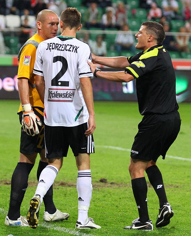Legia Warszawa 1-2 Podbeskidzie Bielsko-Biała - fot. Piotr Galas (zdjęcie 85 z 94)