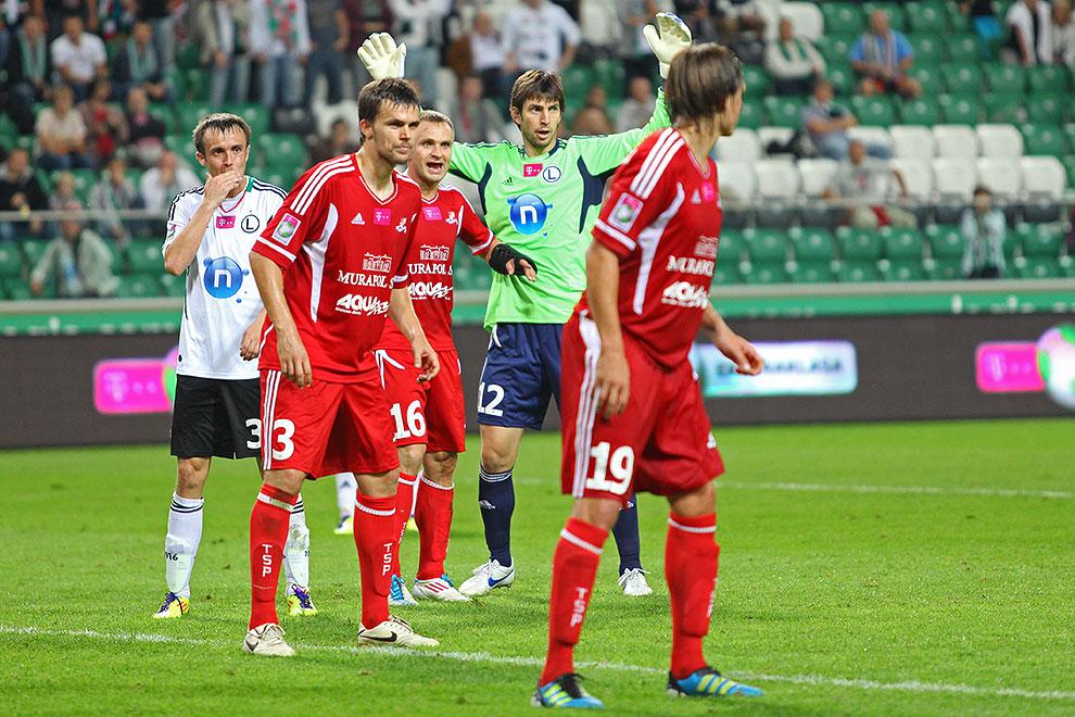 Legia Warszawa 1-2 Podbeskidzie Bielsko-Biała - fot. Piotr Galas (zdjęcie 86 z 94)