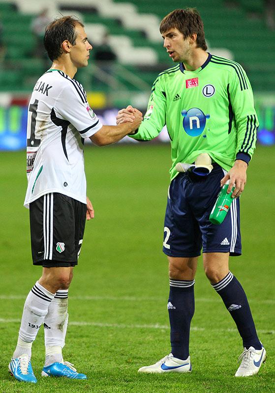 Legia Warszawa 1-2 Podbeskidzie Bielsko-Biała - fot. Piotr Galas (zdjęcie 89 z 94)
