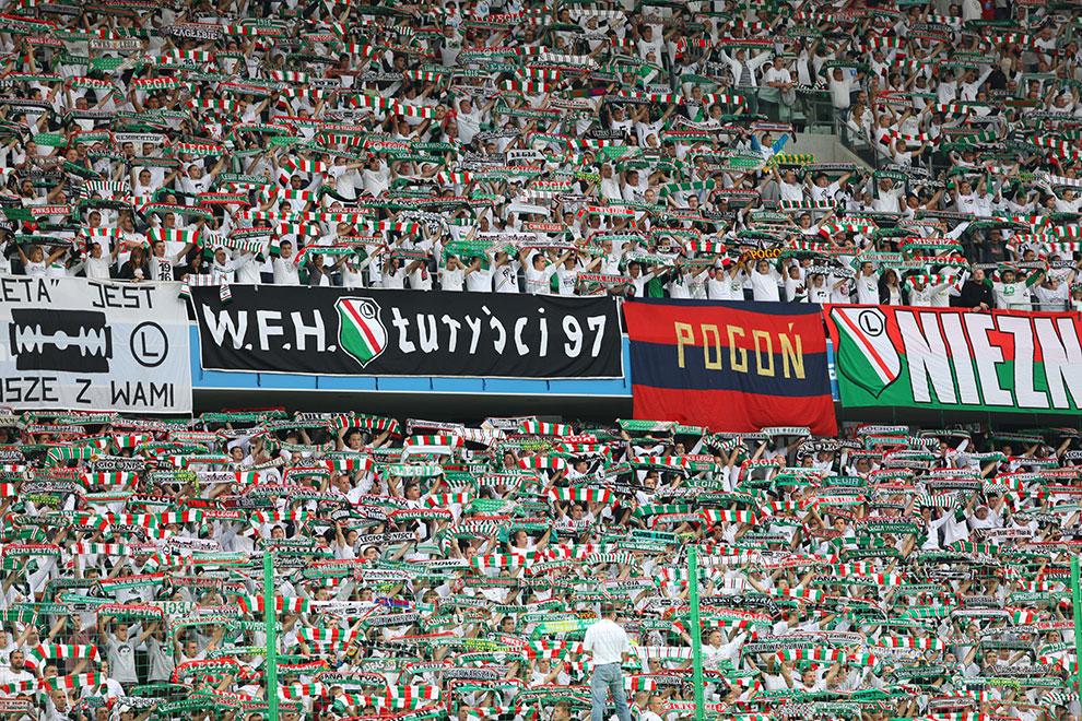 Legia Warszawa 1-2 Podbeskidzie Bielsko-Biała - fot. Piotr Galas (zdjęcie 9 z 94)