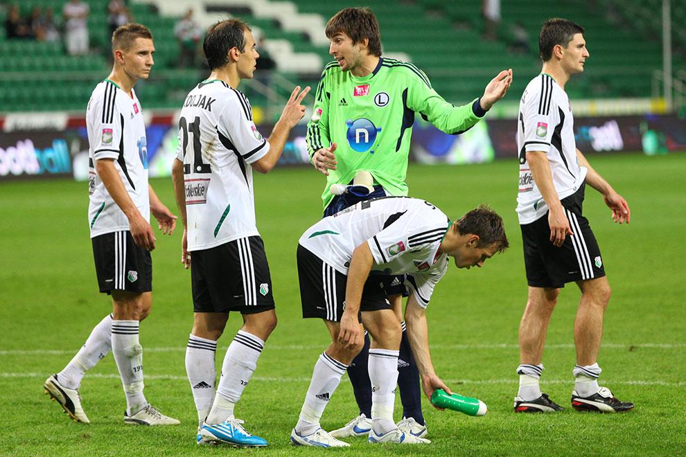Legia Warszawa 1-2 Podbeskidzie Bielsko-Biała - fot. Piotr Galas (zdjęcie 90 z 94)